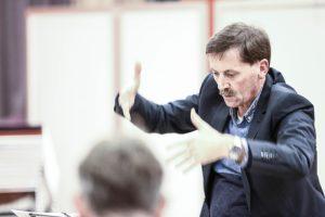 Gert Oosterwijk als dirigent